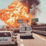 INFIERNO EN BOLONIA: La explosión de un camión cisterna deja al menos 4 muertos y 84 heridos