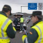 Denunciado un francés que adelantó a un vehículo de la Guardia Civil a 205 kilómetros por hora en Allariz