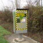 Francia se propone subir los radares  4 metros del suelo para prevenir el vandalismo