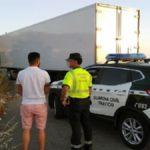 Un camionero leonés sobrepasa seis veces la tasa de alcohol