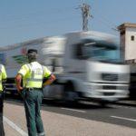 Detenidos nueve conductores de camión y bus por ir ebrios al volante en la Región