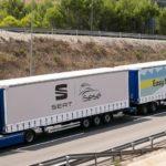 Así es el Duotrailer, el camión más grande y eficiente que circula por Europa