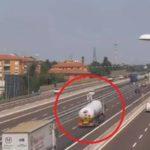 El camionero fallecido en Bolonia está desaparecido, tenía 42 años y era de Vicenza