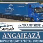Sesé busca chóferes en Rumanía pagando 2000-2100 internacional