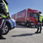 Encuentran colgado a un camionero que había sido multado por el imán en el tacógrafo y conducir ebrio