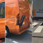 Buscan al conductor de un camión búlgaro que destrozó una furgoneta Camper y se fugó en Miami Playa – Tarragona