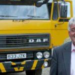 Se busca el camión DAF más antiguo que siga en funcionamiento