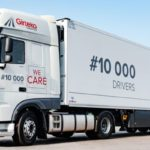 Girteka ya tiene 10,000 conductores y su objetivo es emplear a 20,000  en 2021