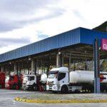 Lamentables las instalaciones de CLH Villaverde: un constante deambular del conductor y de maniobras inútiles de vehículos pesados