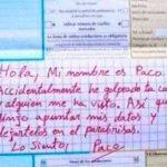 """La Guardia Civil avisa: """"no me seas Paco"""" tras el parte de tráfico más vergonzoso que se recuerda"""