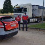 Denuncian durante el fin de semana a 12 camioneros por drogas y alcohol