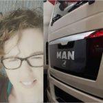 Muere asesinada una camionera madre de dos niños de 5 y 7 años, degollada por su novio, tras una discusión