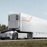 Volvo lanza un nuevo camión sin cabina – Vídeo