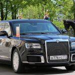 La limusina de Putin está en venta: Es sumergible,  blindada y tiene 548 CV