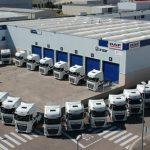 Marcontran incorpora 50 camiones DAF y pretende poner en valor la labor del sector del transporte, la dignidad y el prestigio cada vez más denostados