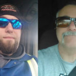 Dos camioneros que trabajan juntos descubren gracias a Facebook que son padre e hijo