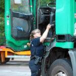 Denuncian con 21.000 € a un empresa rumana, por manipular el tacógrafo