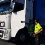 Denunciados once conductores de camión y autobús por ir bajo los efectos del alcohol o drogas en lo que va de año