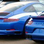 Porsche se convierte en el primer fabricante alemán en detener el diesel