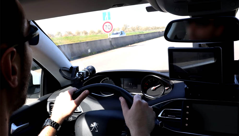 chauffeur voiture radar prive