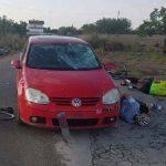 Un conductor de 67 años atropella a ocho ciclistas en Lorca