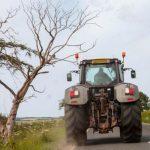50 agricultores sancionados por utilizar gasóleo B cuando circulaban por caminos que han sido asfaltados
