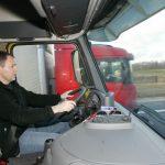 Francia concede a los conductores de camiones dos horas de conducción más al día y cuatro a la semana