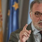 """Pere Navarro: """"Comprar un coche que puede ir a más de 200 km/h sólo te puede llevar a la cárcel"""""""