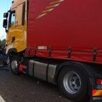 Fallece el conductor de un camión en N-120 El Mirón de Soria