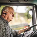 """Las empresas creen que no hay necesidad de aumentar la paga de los camioneros, porque las condiciones de trabajo ya son excelentes """"."""