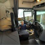 Italia publica una circular sobre las sanciones para los conductores que pasan el descanso semanal en la cabina.