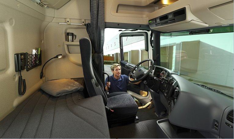 A partir de Marzo, los descansos semanales de los camioneros serán de 72 horas en casa.