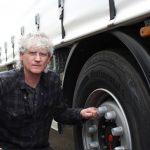 Un camionero  hace más de 760.000 km con los mismos neumáticos