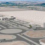 El nuevo centro de  XPO Logistics ofrece más de 3.000 puestos de trabajo en el municipio de Marchamalo