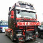 Los transportistas franceses no se unirán a los bloqueos del 17 de noviembre.