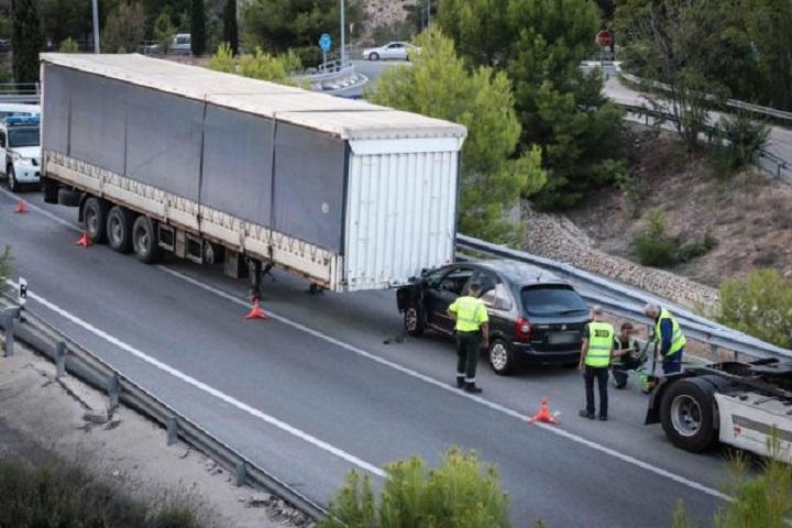 Camion Remolque Coche