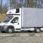 El transporte belga quiere que también se prohíba el descanso en las furgonetas al igual que hizo Francia