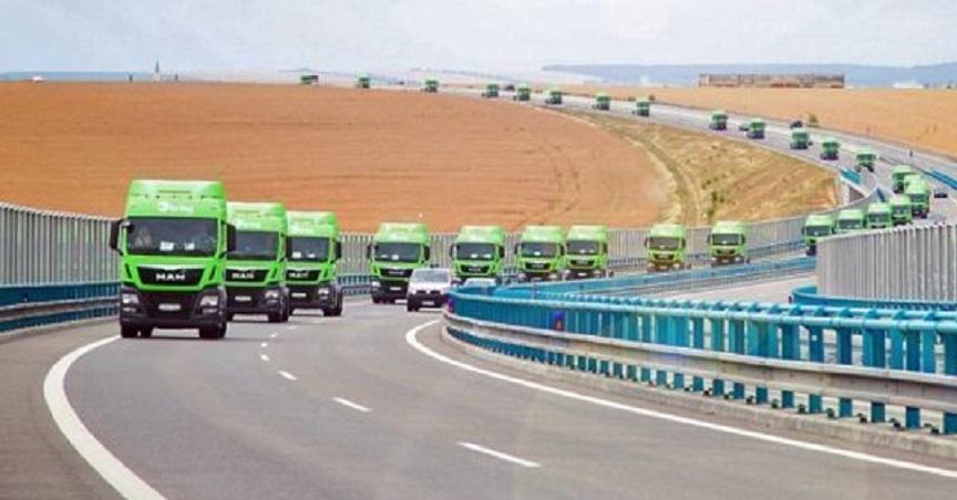 Bring Trucking Slovakia, principal transportista de IKEA, paga a  camioneros rumanos solo 497 euros al mes
