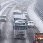 Los neumáticos de invierno serán obligatorios a partir de noviembre de 2019 en Francia