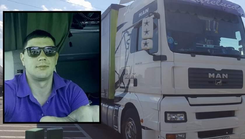 El camionero de 31 años asesinado en Amberes, deja mujer y dos niñas de corta edad