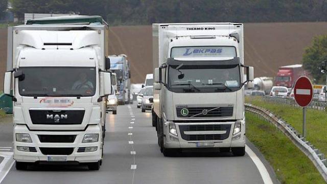 les routiers doivent ils dormir dans leurs camions