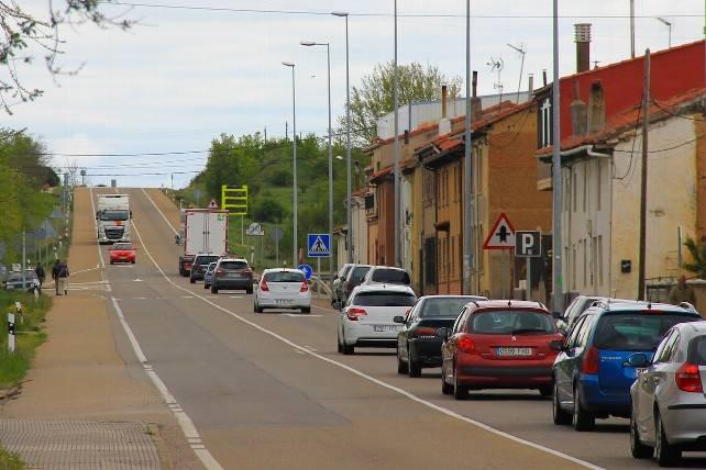 La DGT rebajará el 2 de enero por Ley a 90 Km/h la velocidad en la N-120 León-Astorga, entre otras