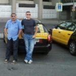 Conflicto del taxi: Verdades como templos contadas por un taxista.