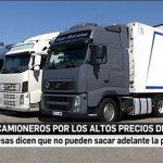 Empresas almerienses dicen que faltan camioneros por los altos precios del carnet