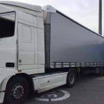 Un camionero polaco multiplica por 9 la alcoholemia después de chocar contra otro camión en la NII