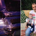 El hombre muerto en un accidente con un camión, era padre de dos gemelos de solo 4 años.