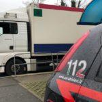 Tragedia: Muere un camionero de 58 años cuando maniobraba para descargar en Eurospin