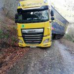 El triángulo de las Bermudas riojano: otro camión atrapado con el camionero desaparecido