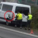 Exclusiva: así son el camión y la furgoneta camuflados con radar de la DGT (vía SocialDrive)