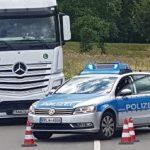 Un camionero lituano con 2,5 de tasa de alcohol, alega que lo hizo para combatir un dolor de muelas
